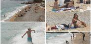 FOTO Ako me netko traži, ja sam na plaži