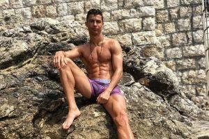 FOTO/VIDEO Prije odlaska Ronaldo osunčao isklesano tijelo ispod Šeherezade