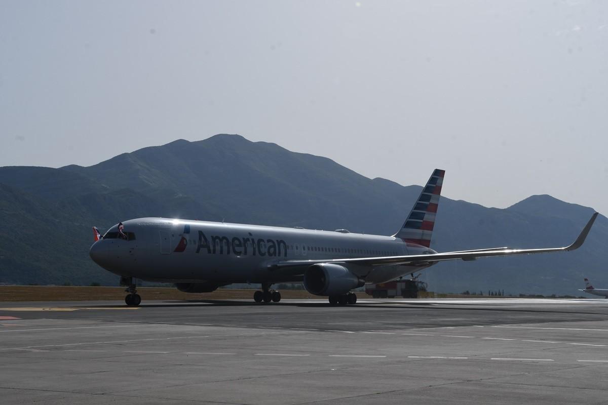 American Airlines ukinuo liniju Philadelphia – Dubrovnik