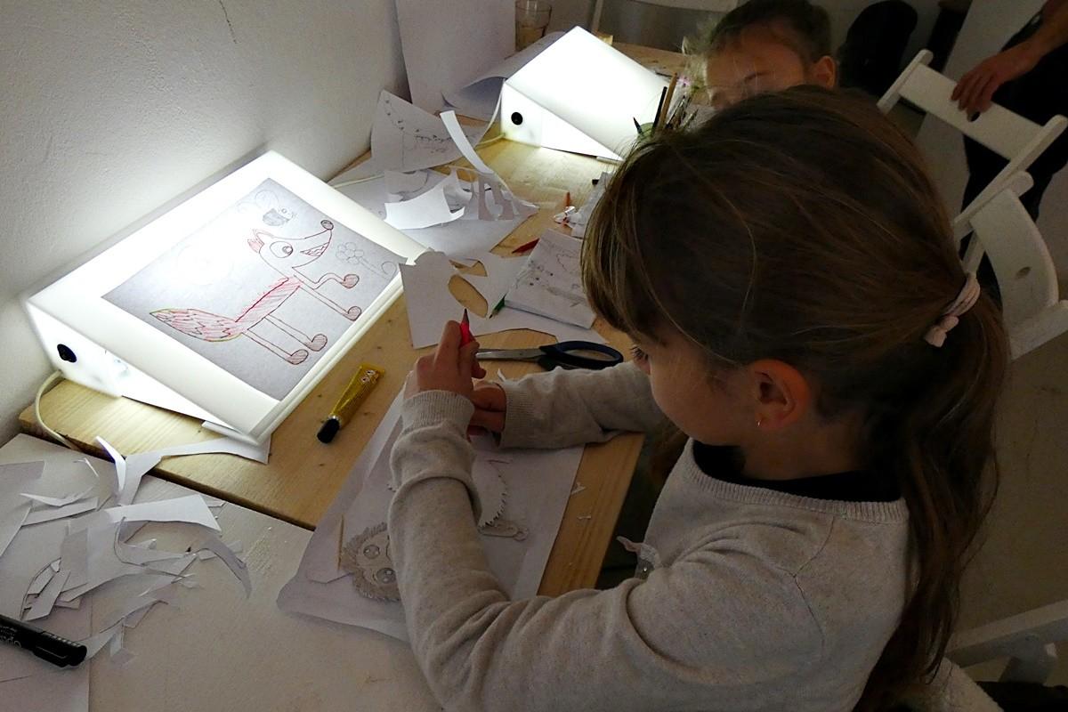 Naučite Filmski Jezik U Galeriji Flora Radionica Animacije
