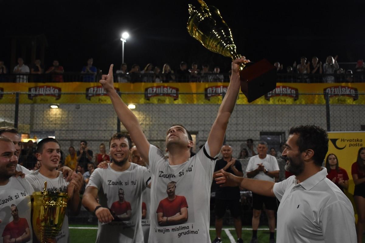 RAGUSICA ODNIJELA NASLOV POBJEDNIKA Odigrana velika završnica turnira 'Sveti Mihajlo 2019'