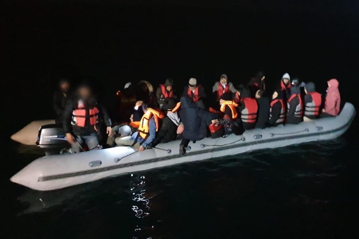U EGEJSKOM MORU Dubrovački policajci spasili 36 migranata