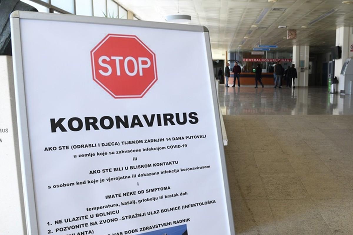 U Hrvatskoj 81 novi slučaj koronavirusa, preminule još dvije osobe
